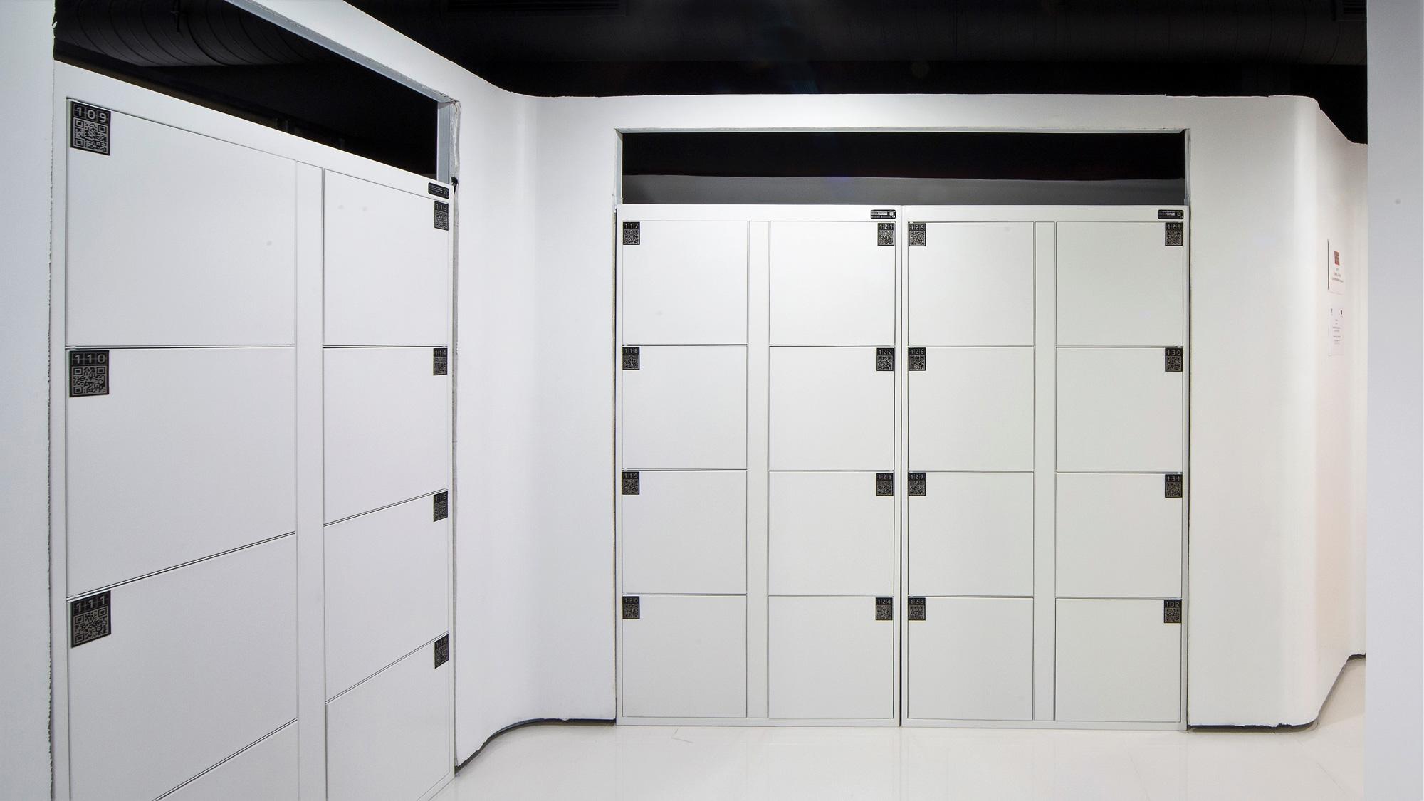 lockers solutions